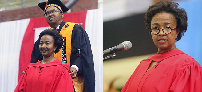 UKZN Confers Honorary Doctorate on Prominent Social Entrepreneur
