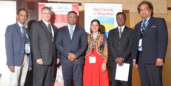 Successful eMIG Conference jointly held by UKZN and OU in Mauritius